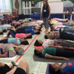 Yoga and meditation in Ecuador